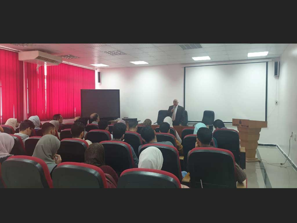 Maintenance and operation plans in buildings- Lecture by Prof.: Hosam El-Brombly
