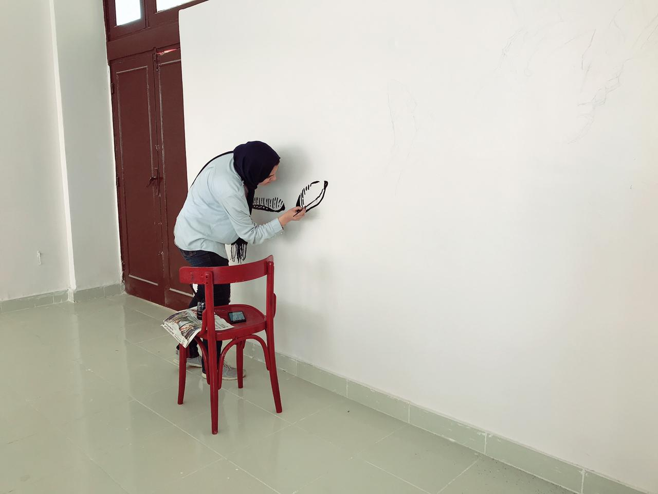 Renovation Works in the Department